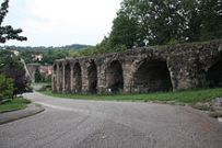 Le pont siphon de Beaunant (siphon de l'Izeron)