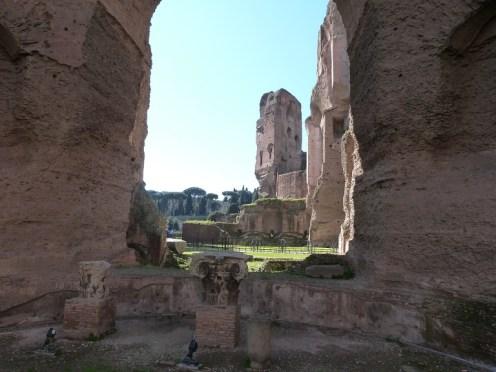 L'apodyterium (vestiaire)