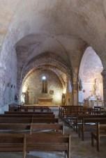 L'église - la nef