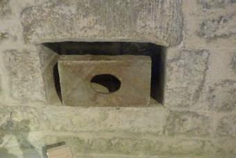 L'église - niche