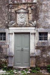Porte de l'Hôtel de Grailhe