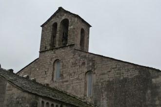 Abbaye de Sylvanès - le clocher
