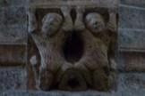 Chapiteau de la nef - sculptures