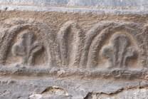 Façade occidentale - sculptures et décorations du portail d'entrée