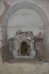 La nef- les chapelles