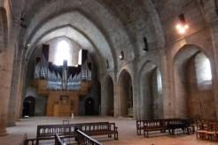 La nef - l'orgue
