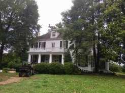 Le Manoir de cherry où Grant à séjourné à Pittsburg Landing