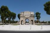 Arc de triomphe- façade sud