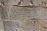Le cloître - inscriptions (2)