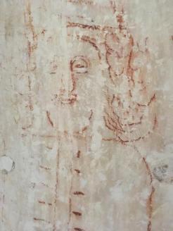 Graffitis - Visage humain