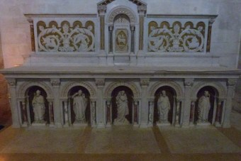Chapelle - autel