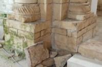 Bas-côtés - piliers