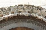 Façade occidentale-Décoration du portail et de l'arcature