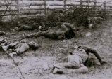 les morts d'Antietam