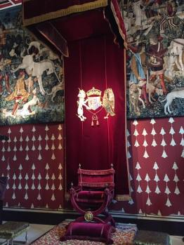 La chambre de la reine (2)