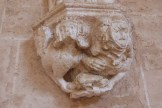 Le cloître - chapiteaux