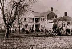 Fredericksburg pillée