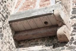 Bretèche ou latrines (2)
