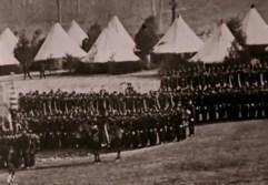 Infanterie de l'Union à Seven Pines
