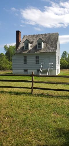 Le champ de bataille de Gaines's Mill
