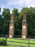 Ruine du presbytère de Malvern Hiil