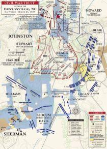 Bataille de Bentonville