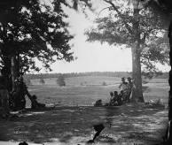 Seconde bataille de Bull Run - blessés après la bataille
