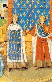 Philippe Auguste et Richard Coeur de Lion
