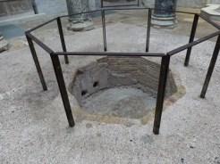 Le baptistère paléochrétien d'Aix en Provence