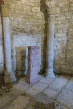 Autel votif païen dédié à Mercure