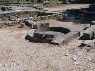 La fontaine triomphale