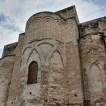 Eglise de la Magione et son abside vue de l'extérieur
