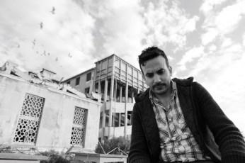 Hassan Lechaab Dessinateur de jean mazel Consulting