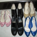 Pretty Shoes from Ukay-Ukay in Davao