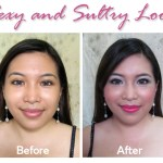 Makeup Tutorial: Sexy and Sultry
