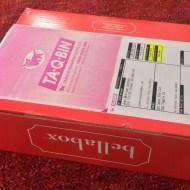 "Unboxing: BellaBox February 2014 ""Flirty Feb"" Beauty Box"