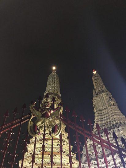 night Wat Arun
