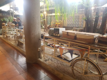Phranakorn Norlen Hotel breakfast