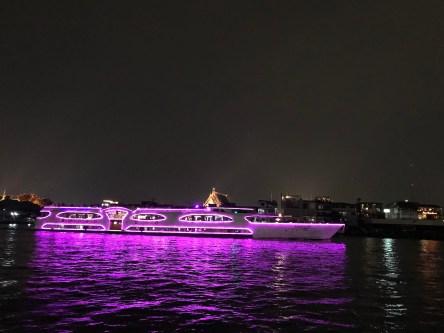 night river cruise in BKK