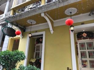 Portuguese cuisine at Escada - this place was closed when I visited Macau in 2016 CNY. Now opened!