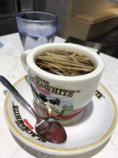 boiled coke!!! super impressive (tastes like Chinese medicine)