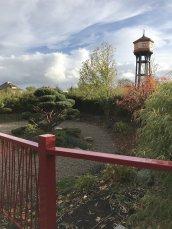 Japanese garden in Wittelsheim
