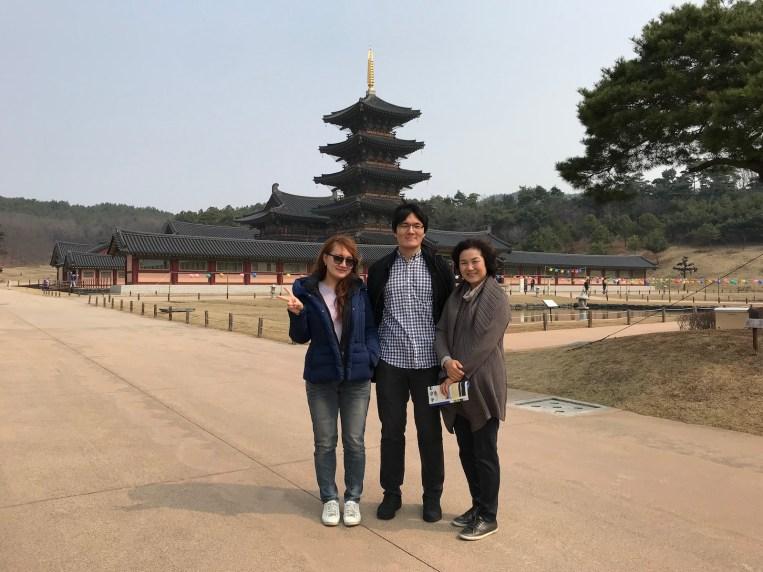 Buyeo, Korea