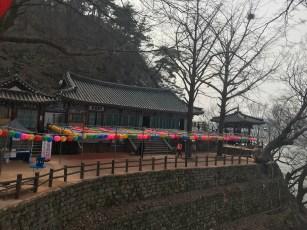 고란사 Goran temple