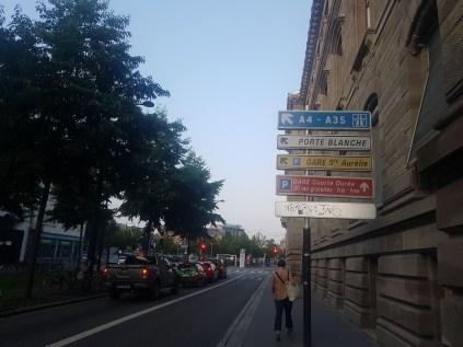 Random street picture in Strasbourg.