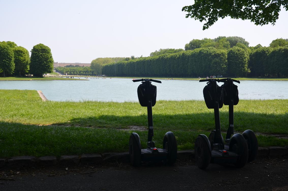 Versailles_Segway