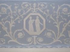 Wedgewood moulding detail