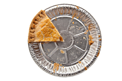 Image of last piece of pie