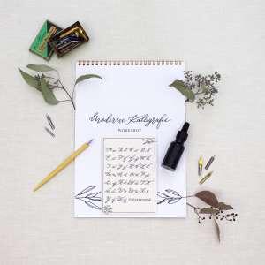 Kalligrafie Set / Moderne Kalligraphie lernen mit dem Starter Set für Anfänger