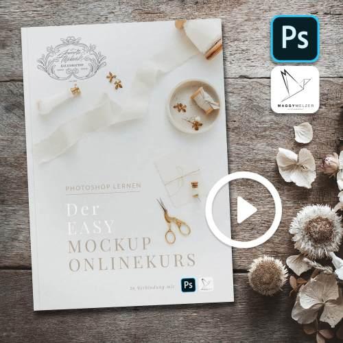Mockup free erstellen lernen Photoshop Tutorial Onlinekurs Mockups kaufen website flyer iphone generator book template photos